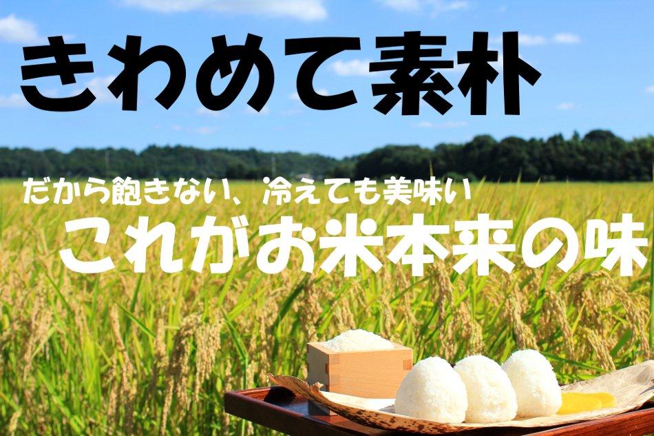 奈良のへの字ヒノヒカリ販売