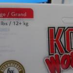 コングワブラーのLサイズ ワンコのゆるいお腹改善に