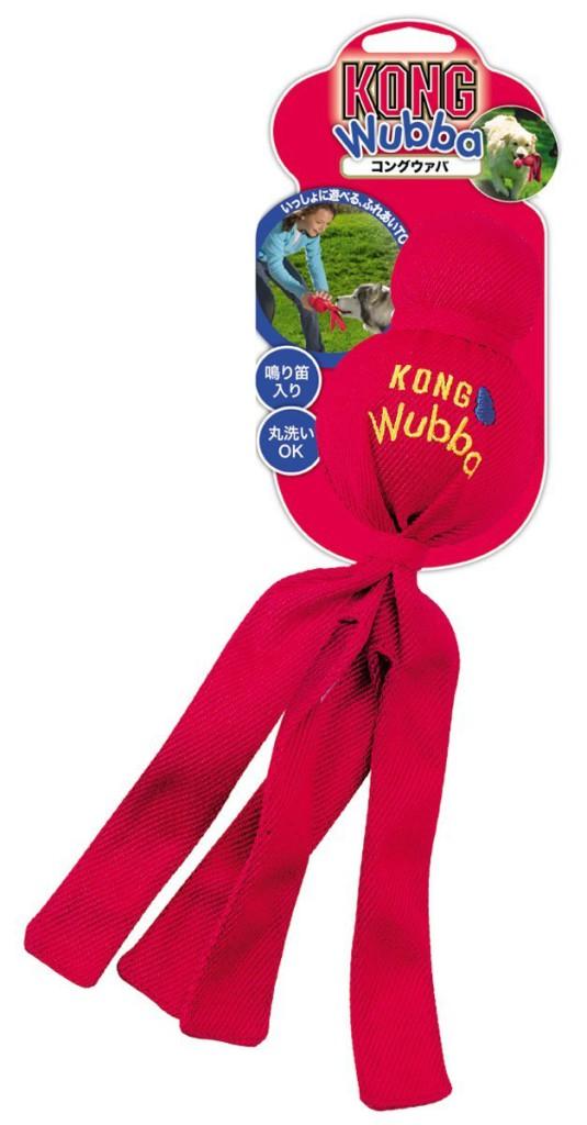 これは歴代のベストオブおもちゃの予感 コングウァバ(KONG Wubba)