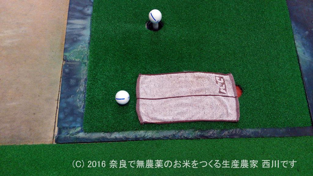 2番アイアンだけのゴルフ練習で精神克服