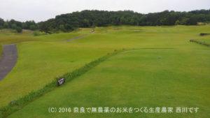 幼なじみとピートダイに挑戦 | 三重県伊賀市のセントレイクスゴルフ倶楽部