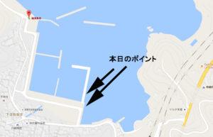 幼なじみと釣り | 和歌山県海南市 塩津漁港でチヌ、アオリイカ、タチウオ