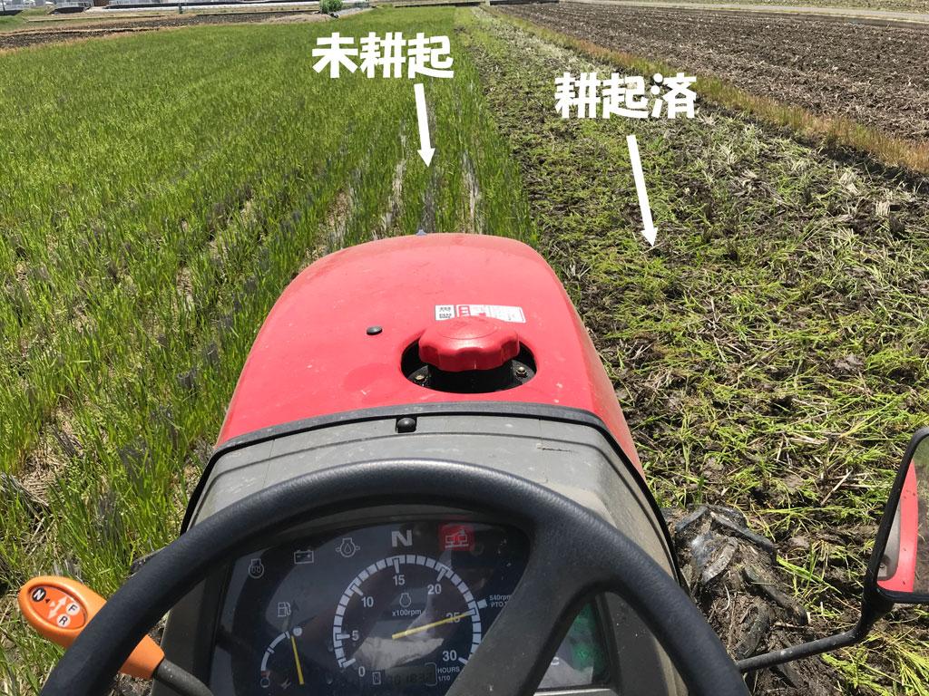 2018年(平成30年)のお米づくりスタートしました